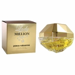 Lady Million by Paco Rabanne, 2.7 oz Eau De Parfum Spray for Women