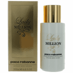 Lady Million by Paco Rabanne, 6.8 oz Sensual Body Lotion for Women