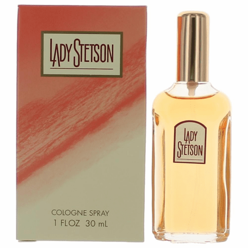 Lady Stetson by Coty, 1 oz Cologne Spray for Women