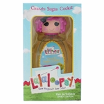 Lalaloopsy by Lalaloopsy, Crumbs Sugar Cookie 3.4 oz Eau De Toilette Spray for Girls