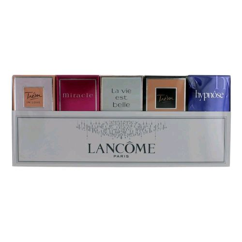 Lancome by Lancome, 5 Piece Variety Gift Set for Women