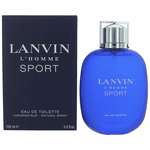 Lanvin L'Homme Sport by Lanvin, 3.3 oz Eau De Toilette Spray for Men