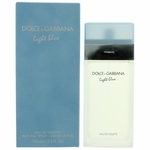 Light Blue by Dolce & Gabbana, 3.3 oz Eau de Toilette Spray for Women