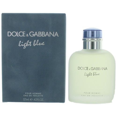 Light Blue by Dolce & Gabbana, 4.2 oz Eau De Toilette Spray for Men