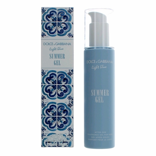 Light Blue by Dolce & Gabbana, 5 oz Summer Gel After Sun for Women