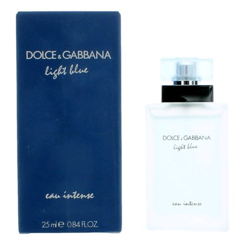 Light Blue Eau Intense by Dolce & Gabbana, 0.84 oz Eau De Parfum Spray for Women