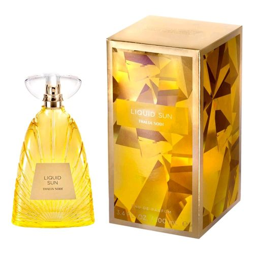 Liquid Sun by Thalia Sodi, 3.4 oz Eau De Parfum Spray for Women