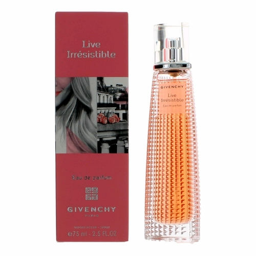 Live Irresistible by Givenchy, 2.5 oz Eau De Parfum Spray for Women