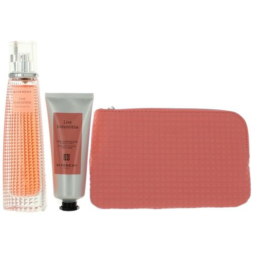 Live Irresistible by Givenchy, 3 Piece Gift Set for Women