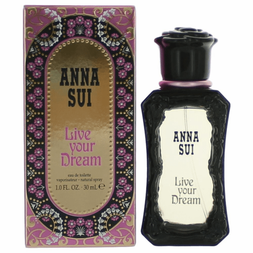 Live Your Dream by Anna Sui, 1 oz Eau De Toilette Spray for Women