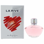 Love City by La Rive, 3 oz Eau De Parfum Spray for Women