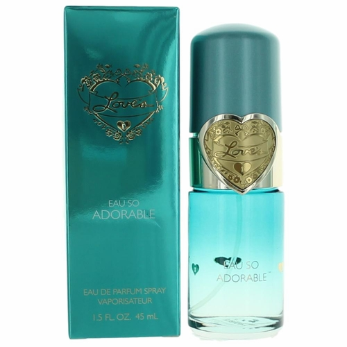 Love's Eau So Adorable by Dana, 1.5 oz Eau De Parfum Spray for Women