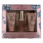 Love & White Diamonds by Elizabeth Taylor, 3 Piece Gift Set for Women