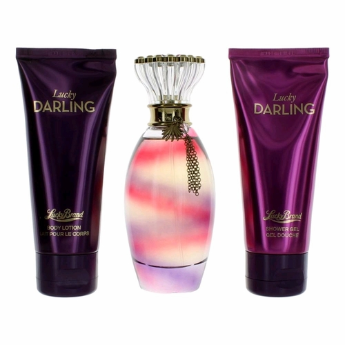 Lucky Darling by Lucky Brand, 3 Piece Gift Set for Women