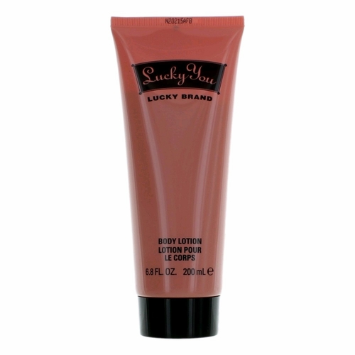 Lucky You by Lucky Brand, 6.7 oz Body Lotion for Women