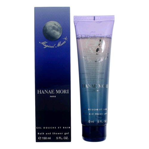 Magical Moon by Hanae Mori, 5 oz Shower Gel for Women