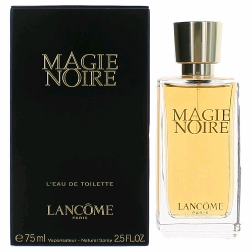 Magie Noire by Lancome, 2.5 oz L'Eau De Toilette Spray for Women