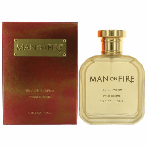 Man On Fire by YZY, 3.3 Eau De Parfum Spray for Men