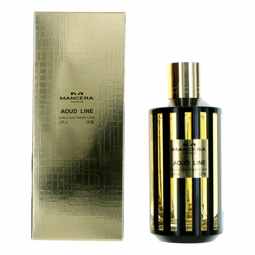 Mancera Aoud Line by Mancera, 4 oz Eau De Parfum Spray For Unisex