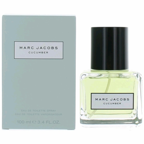 Marc Jacobs Cucumber by Marc Jacobs, 3.4 oz Eau De Toilette Spray for Women
