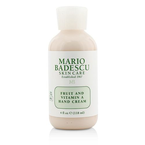 Mario Badescu Fruit And Vitamin A Hand Cream - For All Skin Types  118ml/4oz
