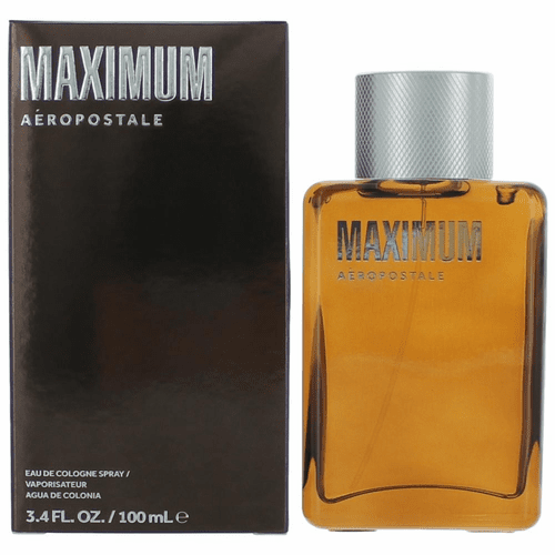 Maximum by Aeropostale, 3.4 oz Eau De Cologne Spray for Men