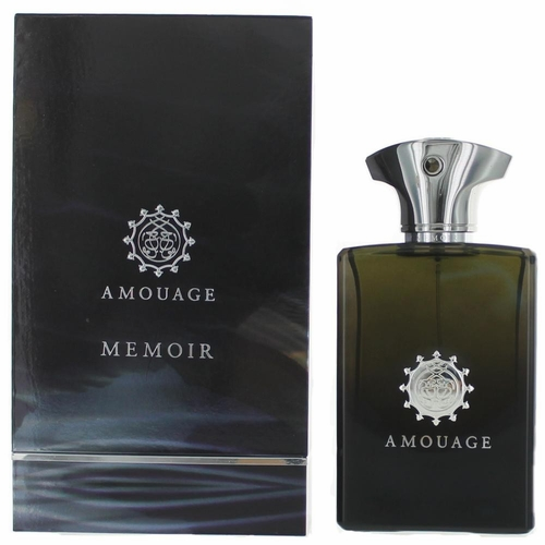 Memoir by Amouage, 3.4 oz Eau De Parfum Spray for Men