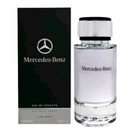 Mercedes Benz by Mercedes Benz, 4 oz Eau De Toilette Spray for Men