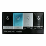 Mercedes Benz by Mercedes Benz, 4 Piece Variety Gift Set for Men