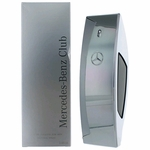 Mercedes Benz Club by Mercedes Benz, 3.4 oz Eau De Toilette Spray for Men