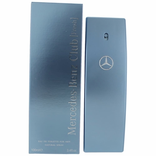 Mercedes Benz Club Fresh by Mercedes Benz, 3.4 oz Eau De Toilette Spray for Men