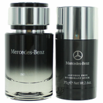 Mercedes Benz Intense by Mercedes Benz, 2 Piece Gift Set for Men