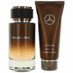 Mercedes Benz Le Parfum by Mercedes Benz, 2 Piece Gift Set for Men