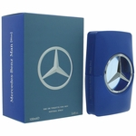 Mercedes Benz Man Blue by Mercedes Benz, 3.4 oz Eau De Toilette Spray for Men
