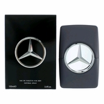 Mercedes Benz Man Grey by Mercedes Benz, 3.4 oz Eau De Toilette Spray for Men