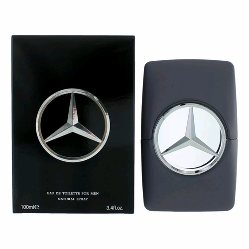 authentic mercedes benz man grey cologne by mercedes benz. Black Bedroom Furniture Sets. Home Design Ideas