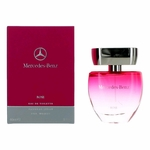 Mercedes Benz Rose by Mercedes Benz, 2 oz  Eau De Toilette Spray for Women