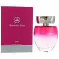 Mercedes Benz Rose by Mercedes Benz, 3 oz  Eau De Toilette Spray for Women