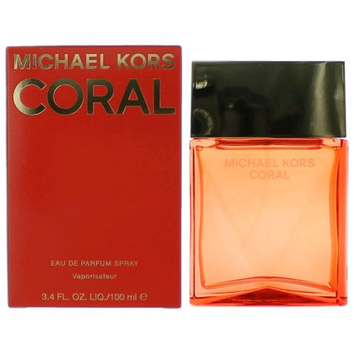 Michael Kors Coral by Michael Kors, 3.4 oz Eau De Parfum Spray for Women