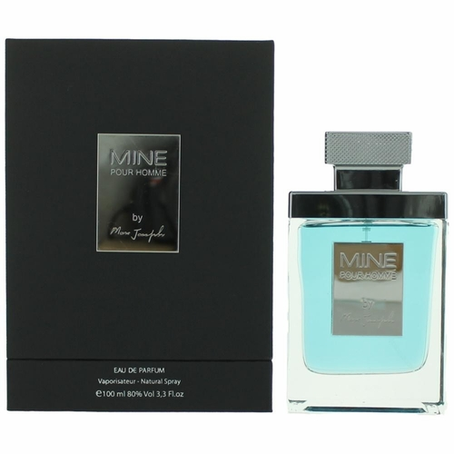 Mine Pour Homme by Marc Joseph, 3.3 oz Eau De Parfum Spray for Men