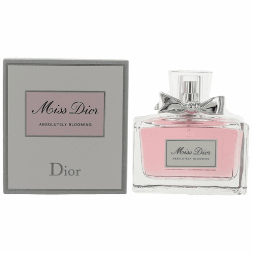 Miss Dior Absolutely Blooming by Christian Dior, 3.4 oz Eau De Parfum Spray for Women
