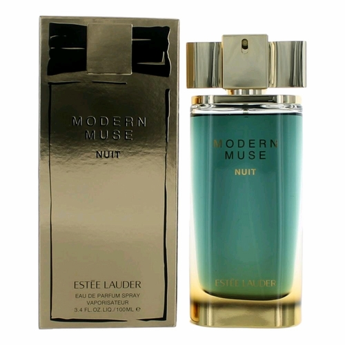 Modern Muse Nuit by Estee Lauder, 3.4 oz Eau De Parfum Spray for Women