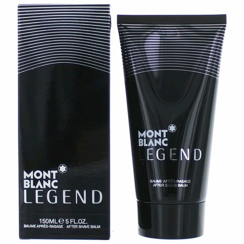 Mont Blanc Legend by Mont Blanc, 5 oz After Shave Balm for Men