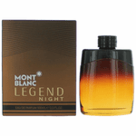 Mont Blanc Legend Night by Mont Blanc, 3.3 oz Eau De Parfum Spray for Men