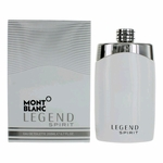Mont Blanc Legend Spirit by Mont Blanc, 6.7 oz Eau De Toilette Spray for Men