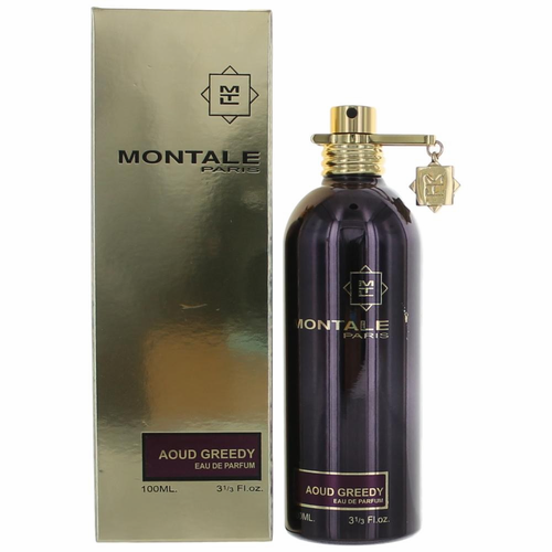 Montale Aoud Greedy by Montale, 3.4 oz Eau De Parfum Spray for Unisex