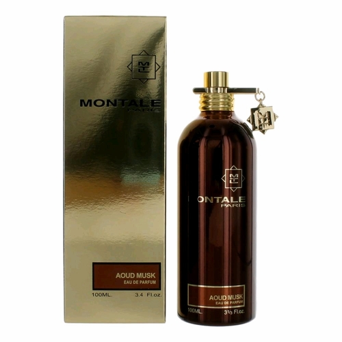 Montale Aoud Musk by Montale, 3.4 oz Eau De Parfum Spray for Women