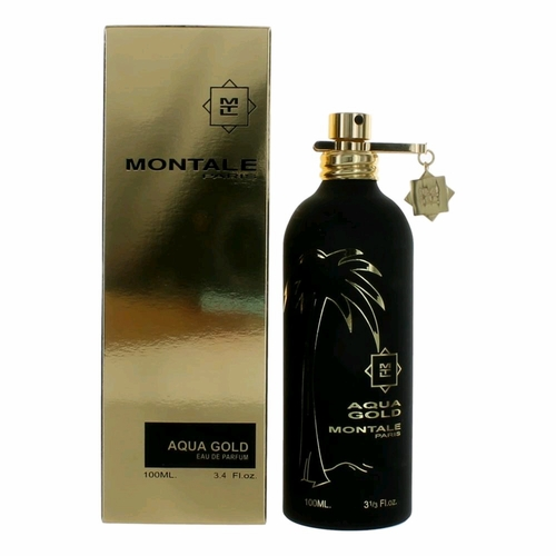 Montale Aqua Gold by Montale, 3.4 oz Eau De Parfum Spray for Women