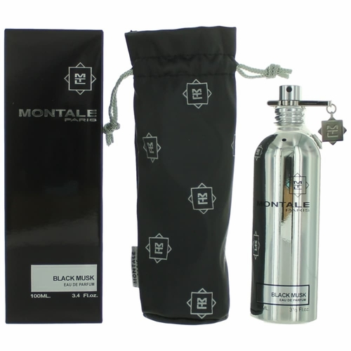 Montale Black Musk by Montale, 3.4 oz Eau De Parfum Spray for Unisex