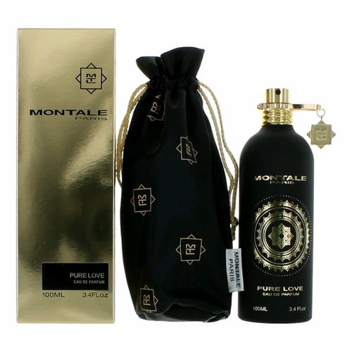 Montale Pure Love by Montale, 3.4 oz Eau De Parfum Spray Unisex